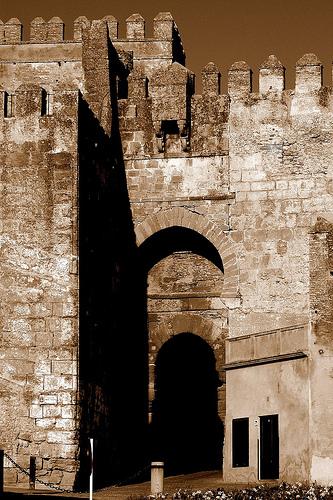 murallas de Carmona