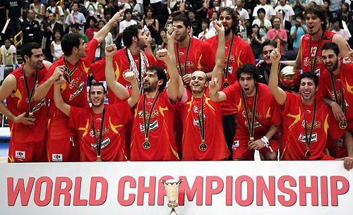 España Mundial Baloncesto