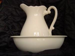 Palanganero ceramica Pickman