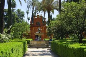 jardin de las Dama