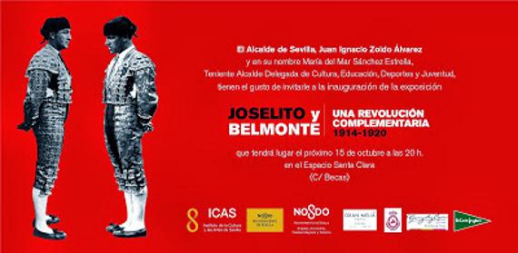 invitacion JOSELITO Y BELMONTE