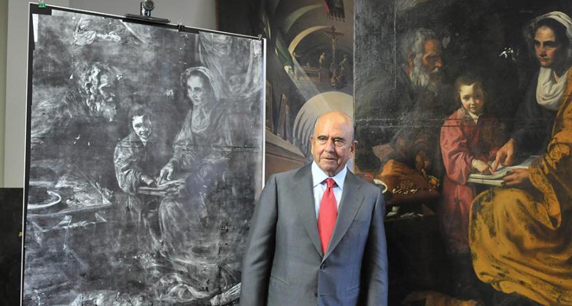 educación de la Virgen Velázquez