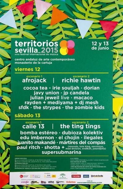 cartel territorios sevilla 2015