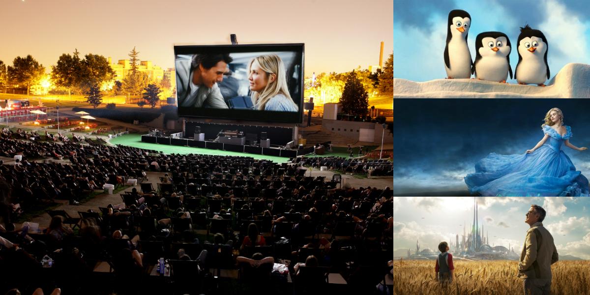 pantalla gigante cine